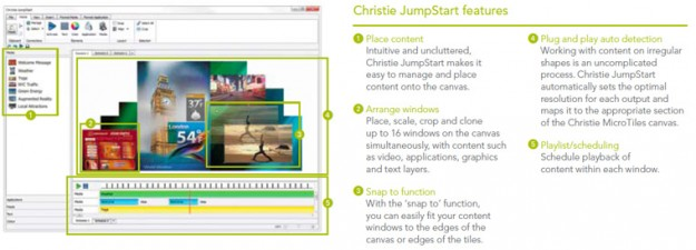 Christie - Jumpstart