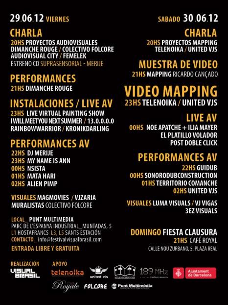 Festival Visual Brasil 2012