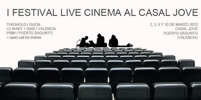 I festival live cinema al casal jove vjspain - Casal jove puerto sagunto ...