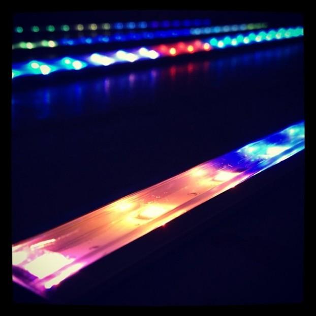 Project arduino based dimmer for digital led strips vjspain