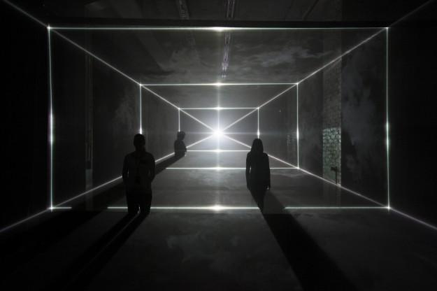 Vanishing Point United Visual Artists