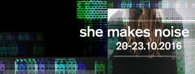 she-makes-noise